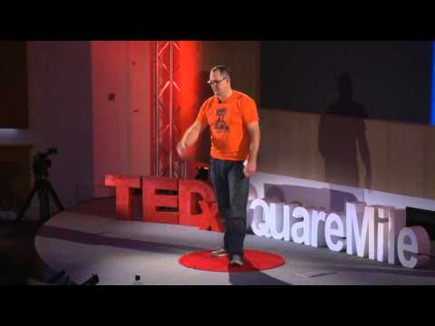 Overcoming depression by getting connected | John Dennis | TEDxSquareMile