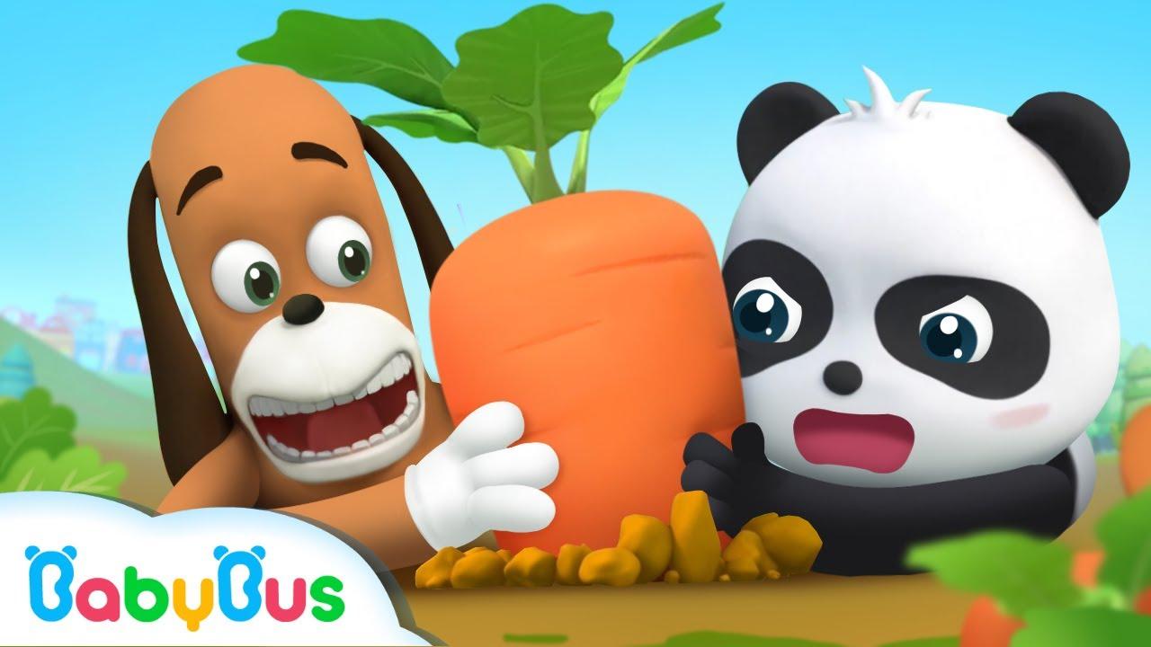 หัวไซเท้าของคุณแม็กซ์หายไป | ตามจับหัวไซเท้า | การ์ตูนเด็ก | เบบี้บัส | Kids Cartoon | BabyBus