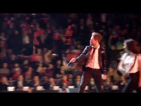 Görkem Durmaz – Hırçın Sular – Türkiye – LIVE at Türkvızyon - 2015 Grand Final