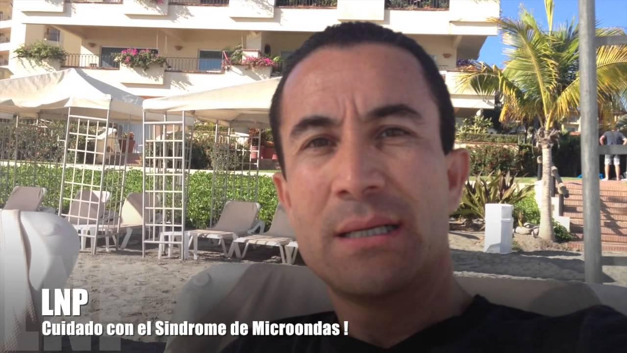 284 Cuidado con el Sindrome de Microondas por Luis R Landeros ( liderazgo )