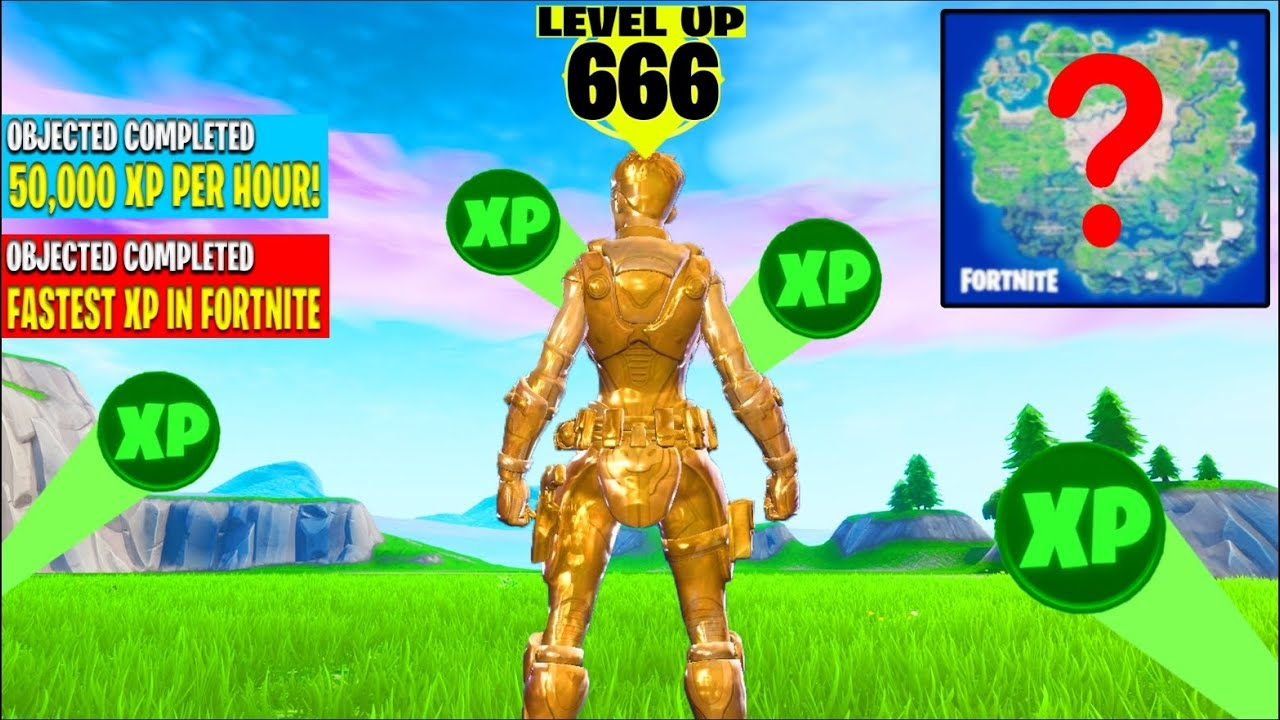 Fortnite Season 11 Xp System How To Level Up Fast In Fortnite Season 5 Pro Game Guides