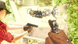 """I HAVE THE BEST PERKS!"" Call of Duty Black Ops 2 Zombies With Randoms Buried Gameplay"