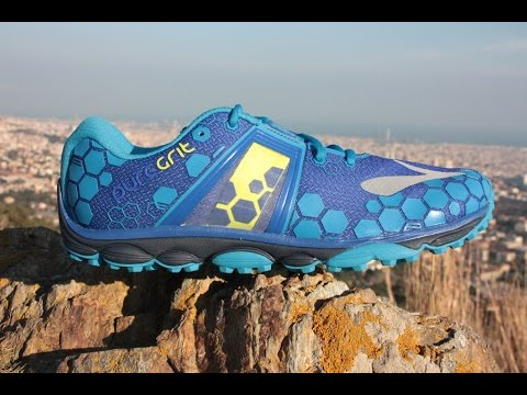 692d1754515 Brooks PureGrit 4 Review - YouTube