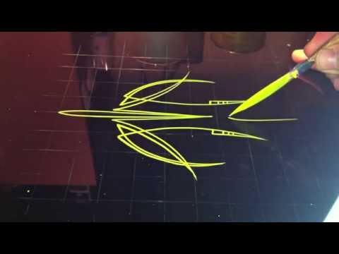 Pinstripe Practice  #1