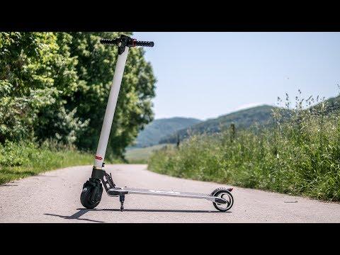 FLJ S3 Electric Carbon Fiber Scooter - Testride