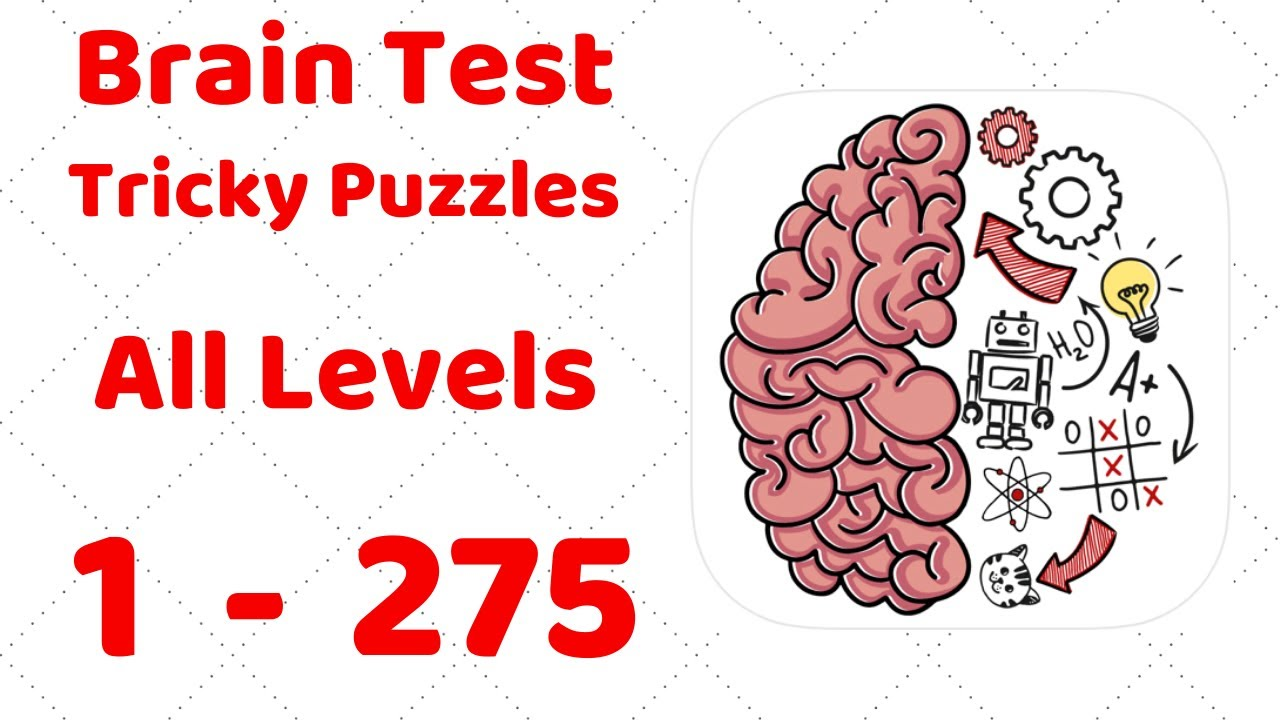 Brain Test Level 178 what does he see Walkthrough