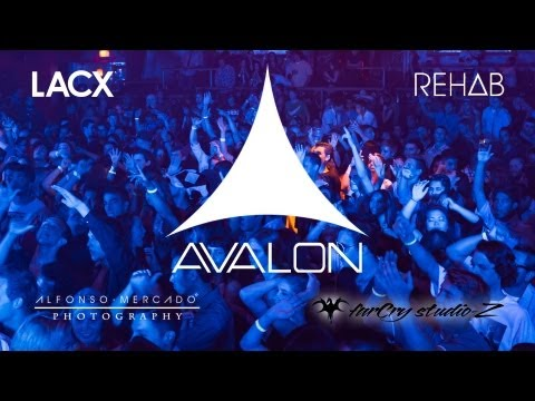 Hollywood's BIGGEST College Party || Club Avalon [FCS-Z + LACX]