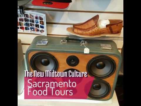 Midtown Sacramento Culture