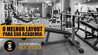 Como Montar o Layout da Sala de Musculação de sua Academia? Academias de Sucesso