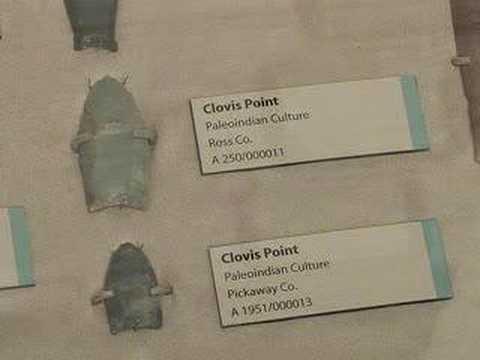 Paleoindian Tools
