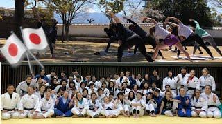 1ST WEEK TRAINING IN JAPAN | YAMANASHI UNIVERSITY | GB JUDO TEAM