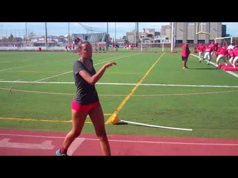 Track and Field - The Kyra Coley Story