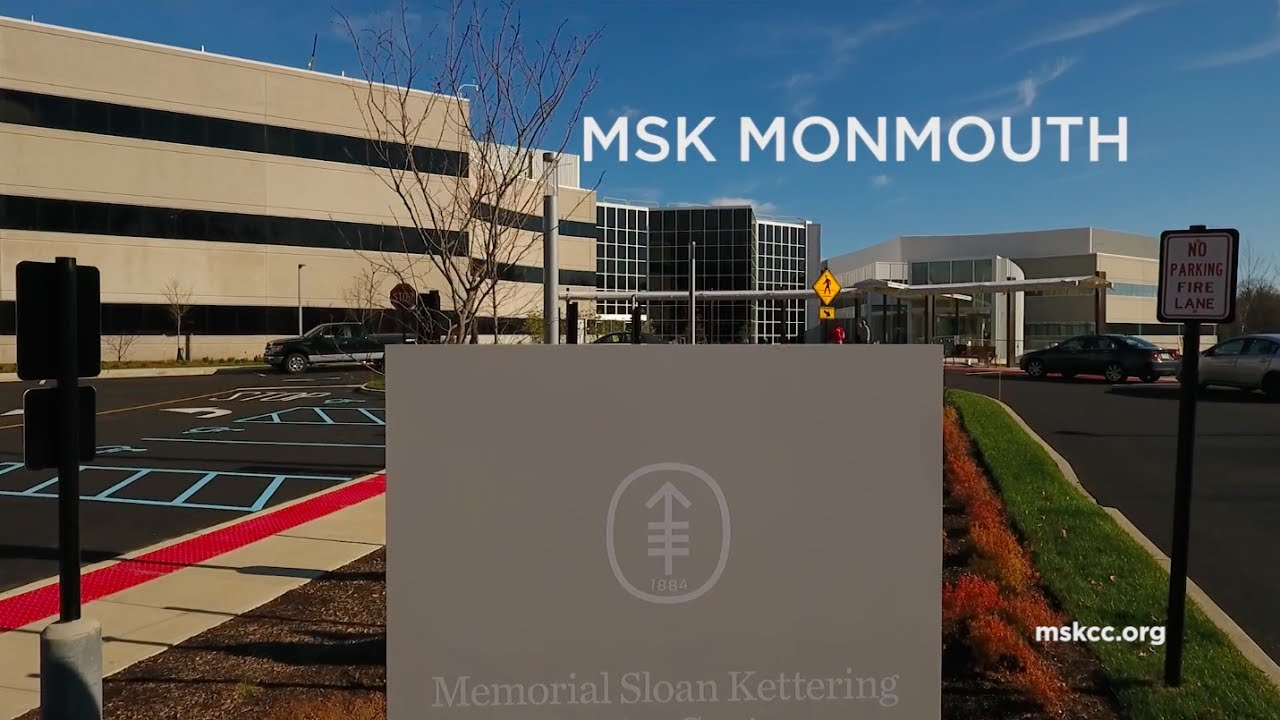 Memorial Sloan Kettering Monmouth New Jersey