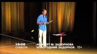"""""""Новогодний Задорнов"""" смотрите на РЕН ТВ"""