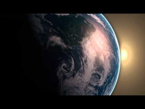 Earth Spinning Intro