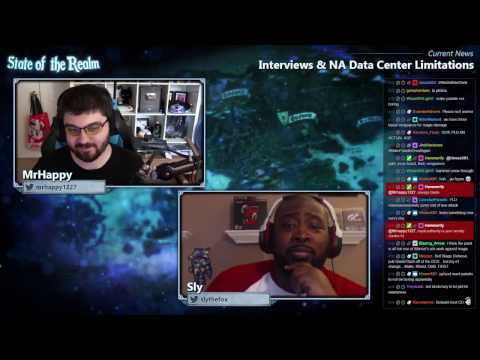 State of the Realm #109 - More Interviews & NA Data Center Restrictions