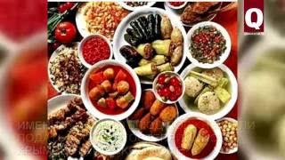 У крымских татар в старину угощение для гостя состояло из 12 блюд