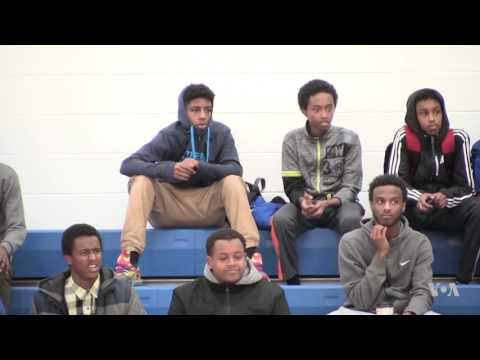 Basketball Gives Somali Youth in Minnesota a Positive Outlet
