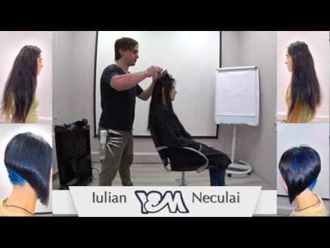Salon Cursuri Hairstyle YM / Trainer: Iulian Neculai
