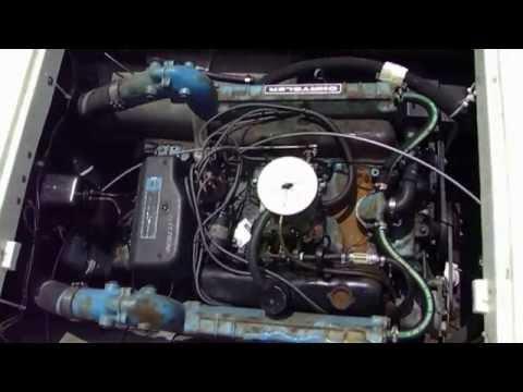 1978 Penn Yan 24R warmup