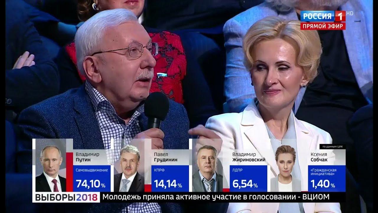 Виталий Третьяков. Выборы 2018. Итоги.