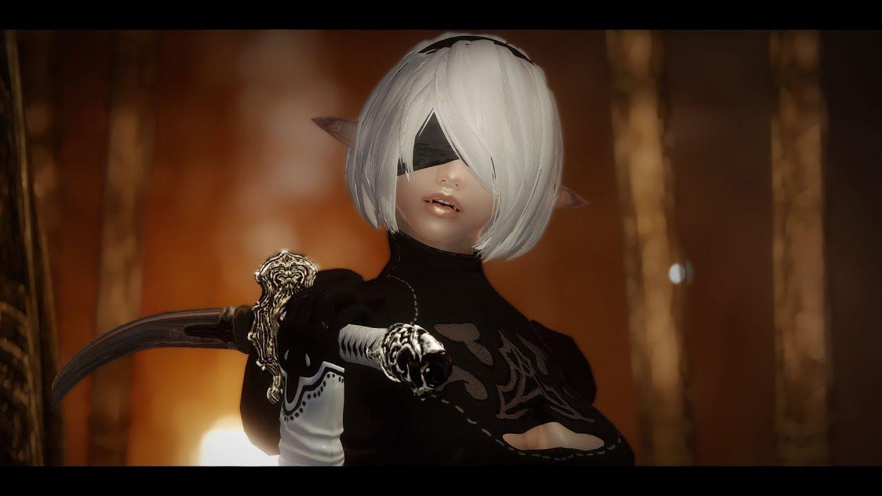 2b nier cosplay