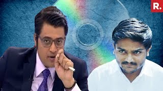 Ashwin Patel On Hardik Patel's Sex Tapes | The Debate With Arnab Goswami