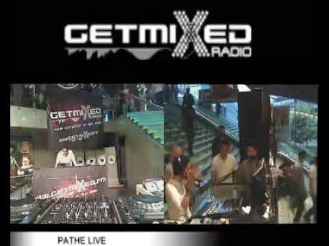 PATHE LIVE   GETMIXED RADIO   30 JUNI 2012   DJ BLESS