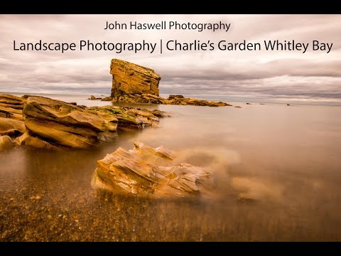 Landscape photography | Charlies Garden, Tyne and Wear UK with Nikon D7100