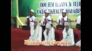Muhasabatul Qolbi   Ya Uhailal Hubbi Juara 3 Fesban UNIPDU 2014