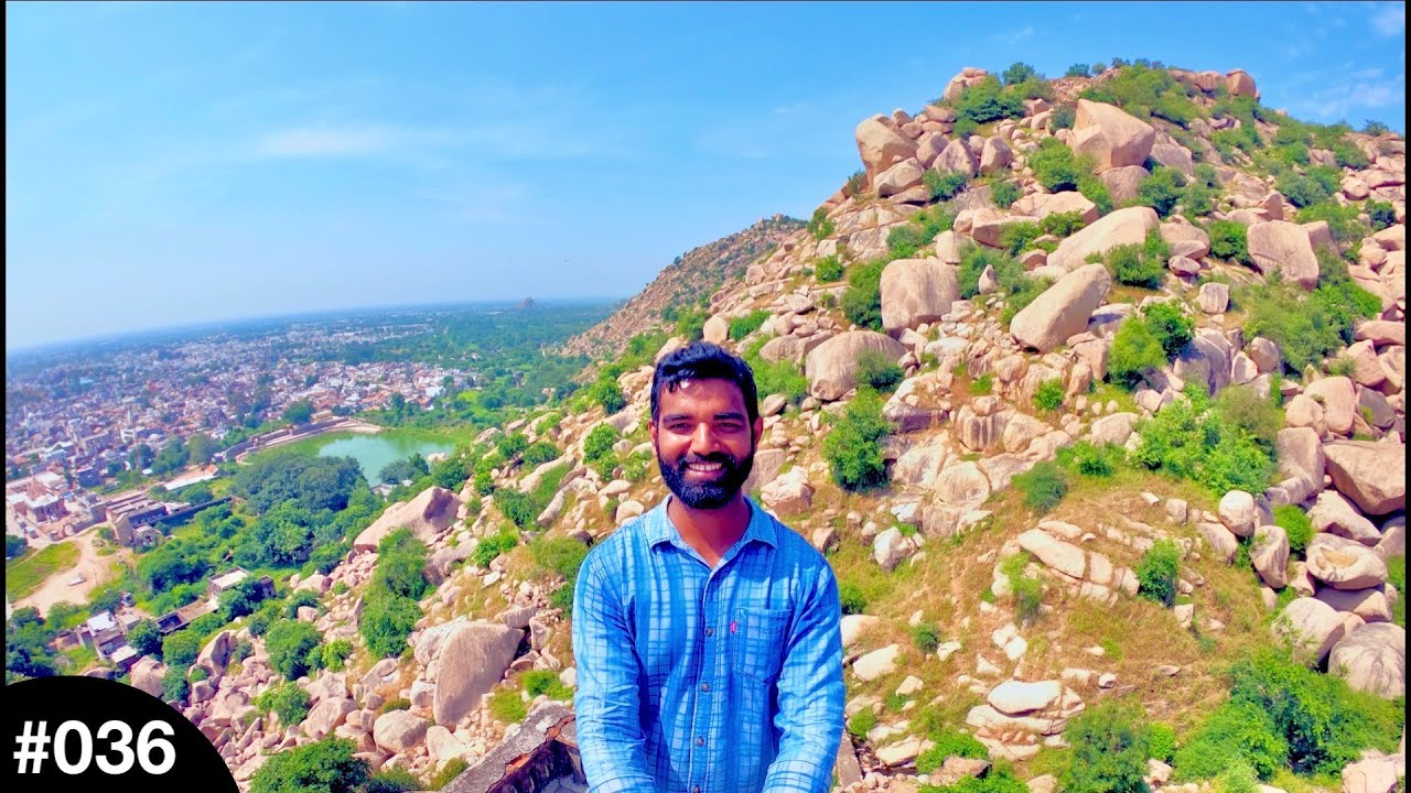 Download A trip to Idar Gadh | ઈડરિયો ગઢ | The Mountain City | Mehul Solanki