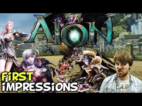 Aion First Impressions Is It Worth Playing?