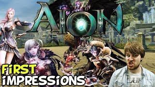 "Aion First Impressions ""Is It Worth Playing?"""