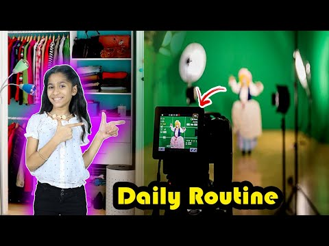Pari Ka Daily Routine | Pari Ki Real Life | Pari's Lifetyle