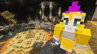 Minecraft Xbox - Wizard Challenge - Battle Mini-Game