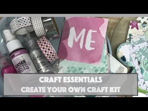 Make Your Own / DIY Craft Kit