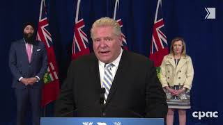 'Have a heart,' Ford urges commercial landlords not to evict small businesses | COVID-19
