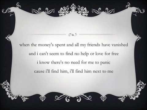 Emeli Sande - Next To Me - Lyrics on screen