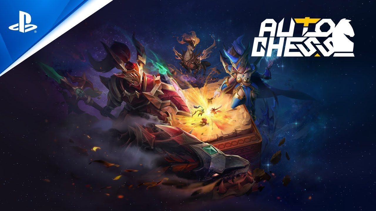 Auto Chess PS5 Launch Announcement Trailer