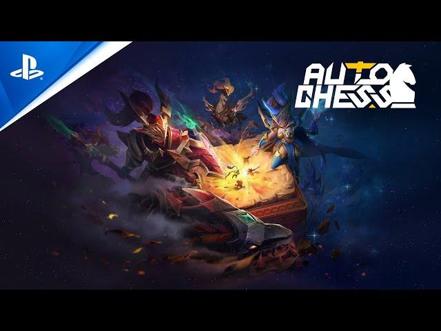 Auto Chess (видео)