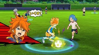 Inazuma Eleven Go Strikers 2013 Chrono Storm Vs Last Rival Wii 1080p (Dolphin/Gameplay)
