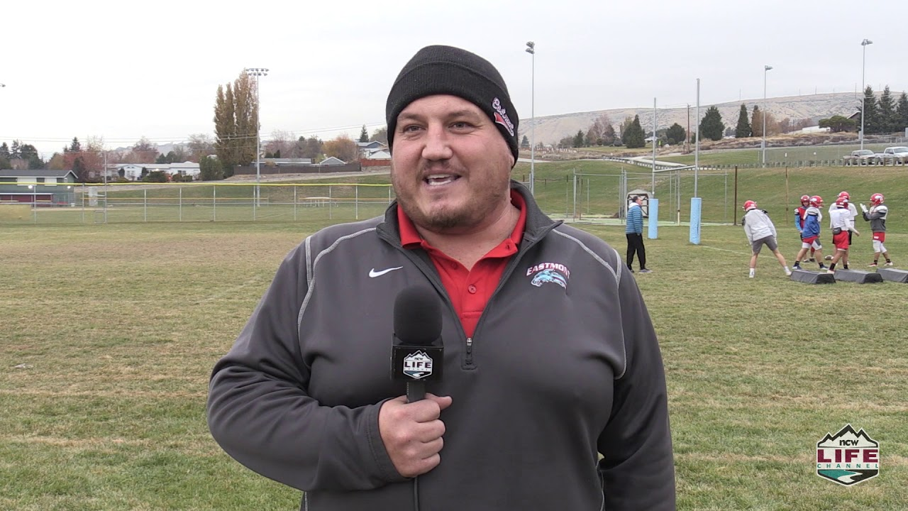Eastmont vs Camas Interview with Michael Don 2019-11-15