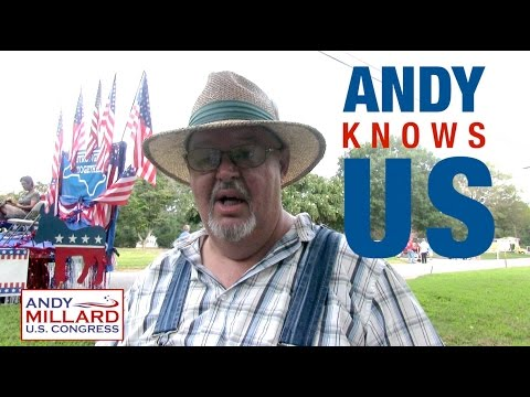 Why I Support Andy: Curtis Wilkinson