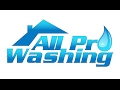 Roof Pressure Cleaning Carrollton TX | Roof Power Washing Carrollton TX | All Pro Washing
