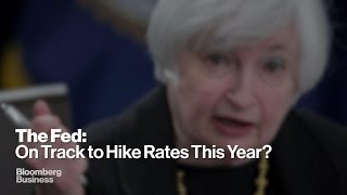 Fed Chair Signals 2015 is the Year For a Hike