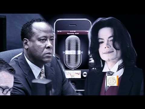 Michael Jackson in slurred audio: