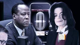 "Michael Jackson in slurred audio: ""I hurt"""