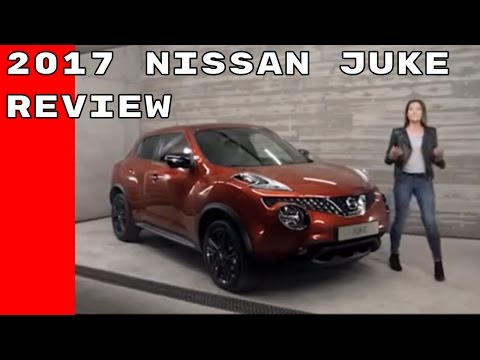 2017 Nissan Juke Features Options And Review