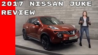 2017 Nissan JUKE Features, Options, and Review