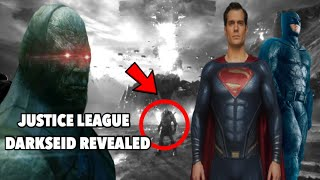 Justice League DARKSEID REVEALED by Zack Snyder & Justice League 2 THEORY